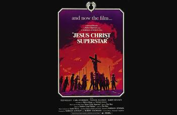 The 1973 Jesus Christ Superstar film is so good, I watch it religiously