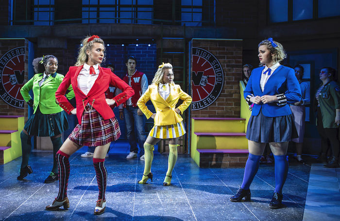Heathers the Musical to return to West End and launch UK tour