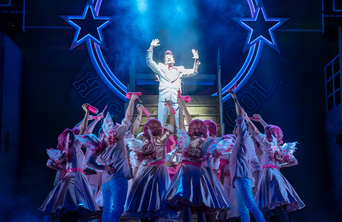 Grease starring Peter Andre announces rescheduled tour dates