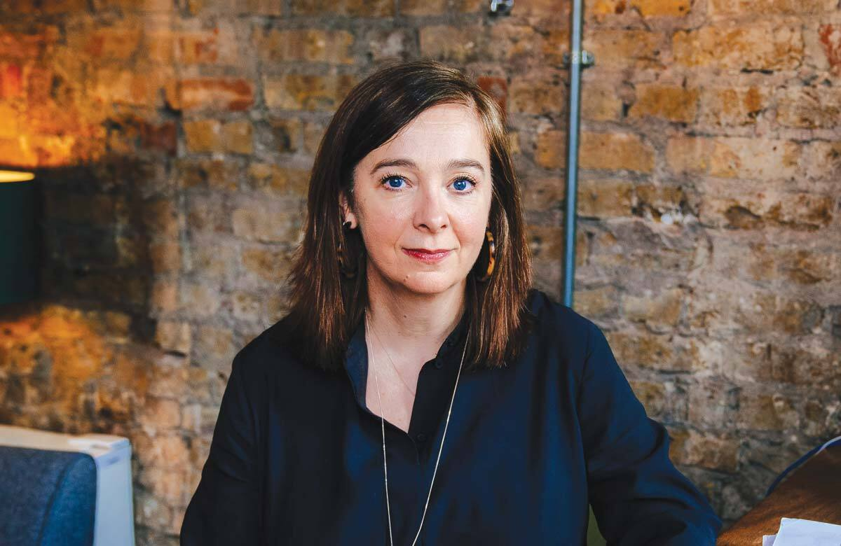 Vicky Featherstone. Photo: Helen Murray