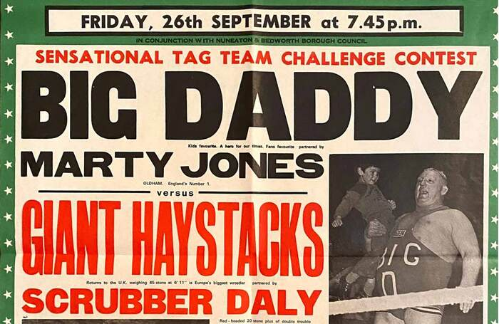 'Not the ears!' How wrestling dominated Saturday-afternoon TV for 20 years