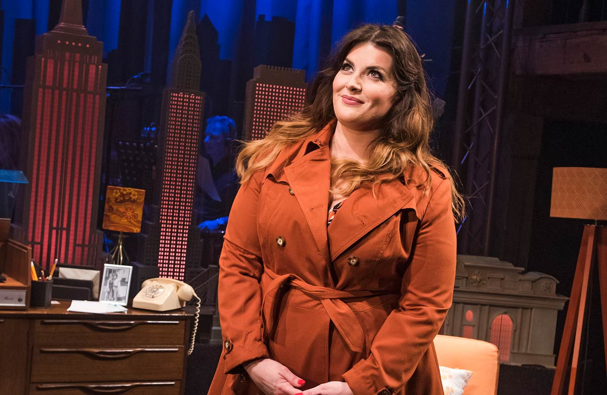 Jodie Prenger to star in UK tour of Tell Me on a Sunday