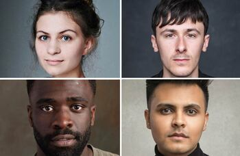 Graduate actors announced for new Open Door Elevate scheme