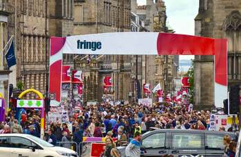 £75k fund launched to help venues and creatives to prepare for Edinburgh Fringe