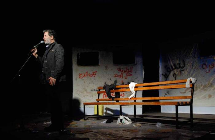 Power of performance: How Freedom Theatre makes work in the West Bank