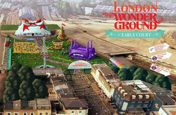 Underbelly to launch new London Wonderground festival on Earls Court site