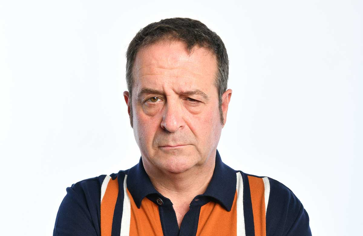 Mark Thomas: 'My first gig was a disaster – I watched myself die in the mirror'
