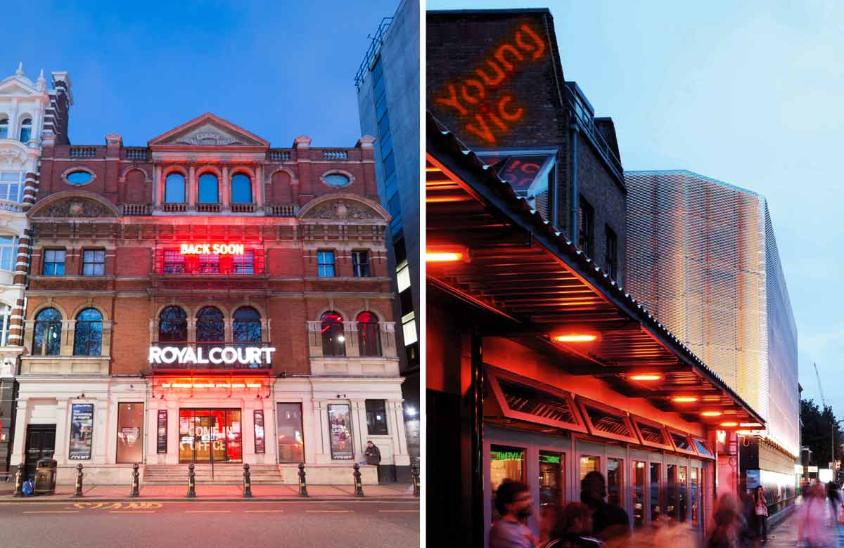 Royal Court and Young Vic commit to two-year anti-racism process