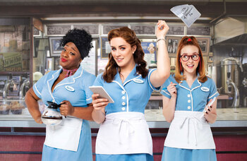 Waitress tour confirms casting and dates