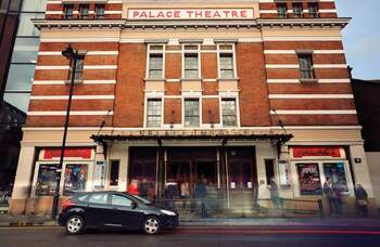 Watford Palace Theatre in lockdown: 'We all live to make theatre together, so to be idle for so long is horrible'