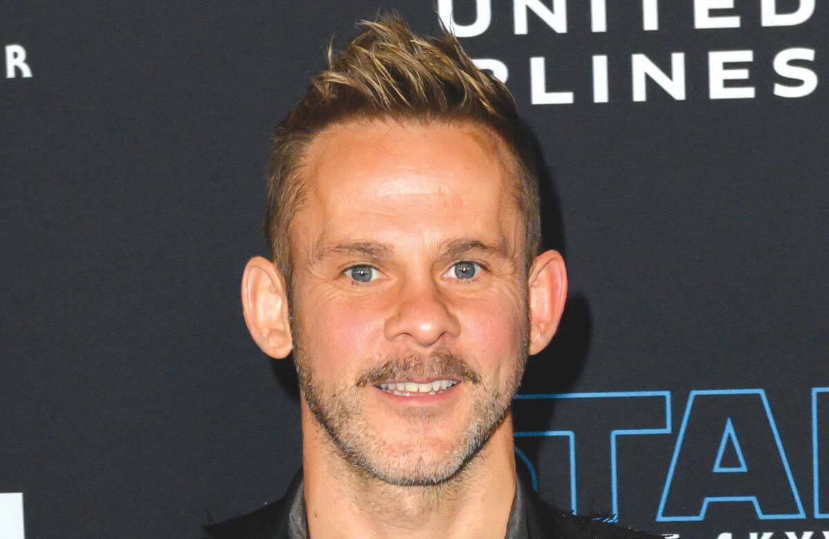 Dominic Monaghan. Photo: Shutterstock