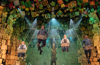 Watch now: Matilda cast sing When I Grow Up ahead of show's reopening