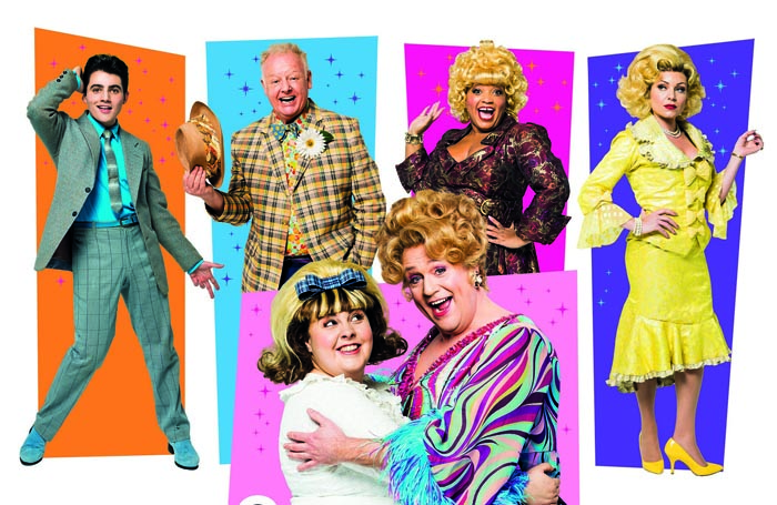 Les Dennis to join cast of Hairspray at London Coliseum