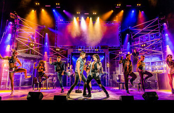 Rock of Ages to tour UK from August