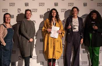 Jenna Al–Ansari wins TV commission in first Screenshot competition