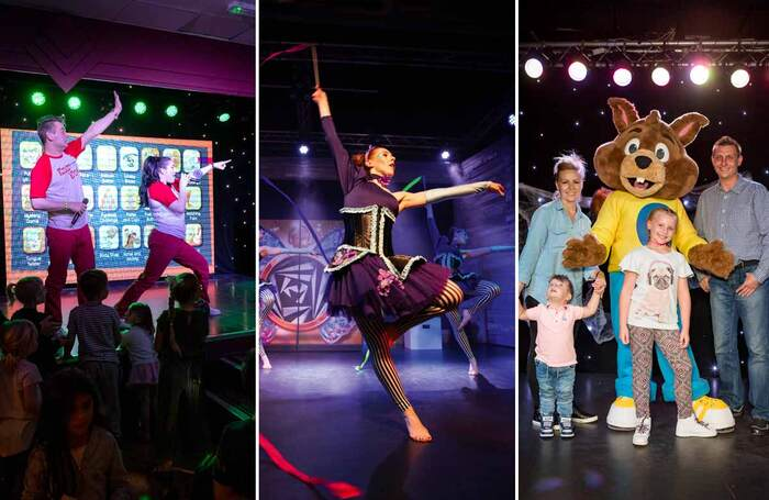 Does the UK's holiday-park boom offer welcome opportunity for performers?
