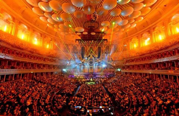 Classical Spectacular at London's Royal Albert Hall. Photo: Phil Dent