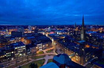 UK City of Culture launches search for 2025 with groups of towns now eligible