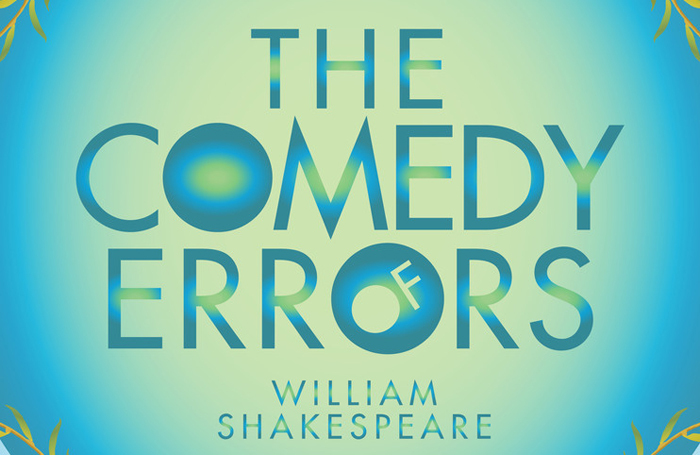 RSC's The Comedy of Errors announces casting and tour dates