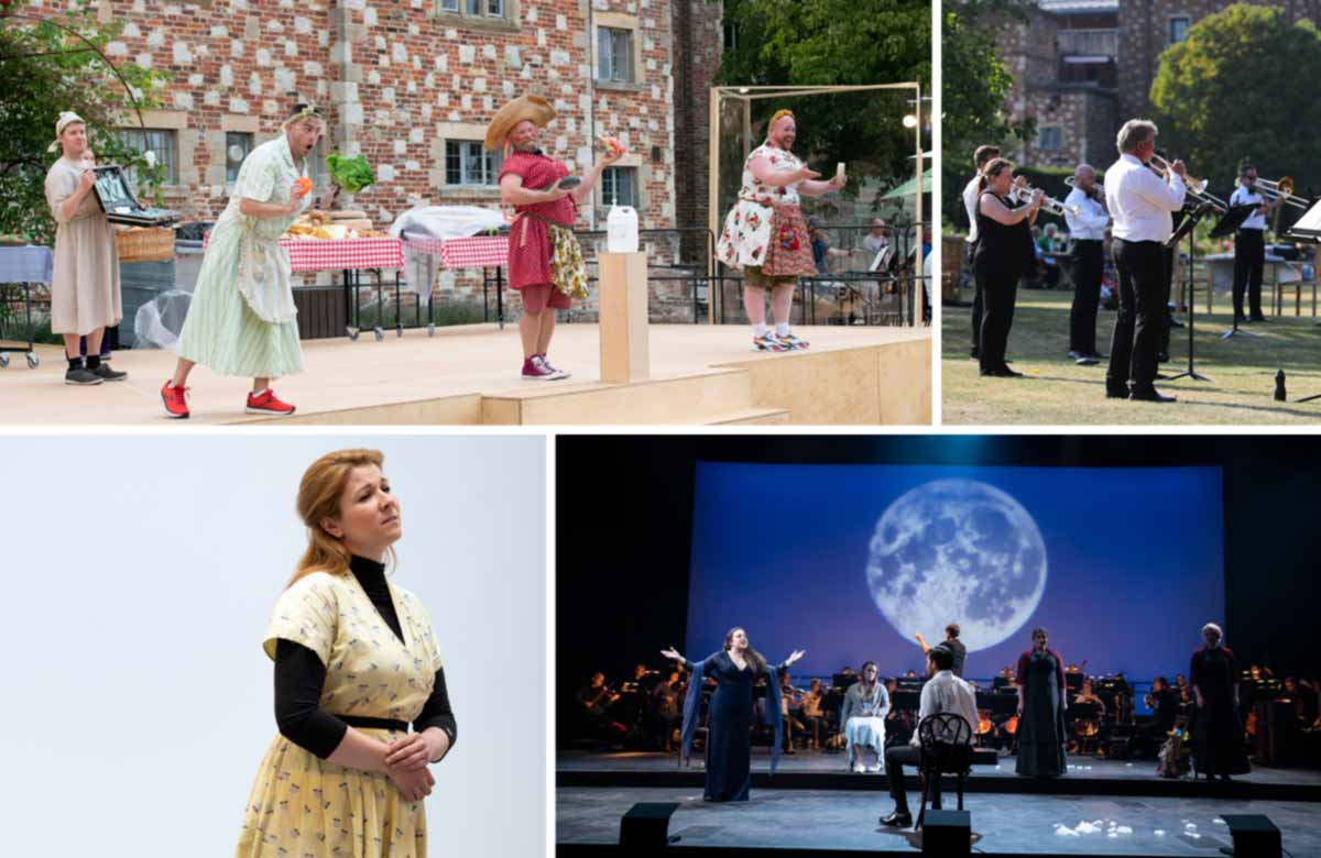 Glyndebourne revived: charting the return of Britain's biggest opera festival