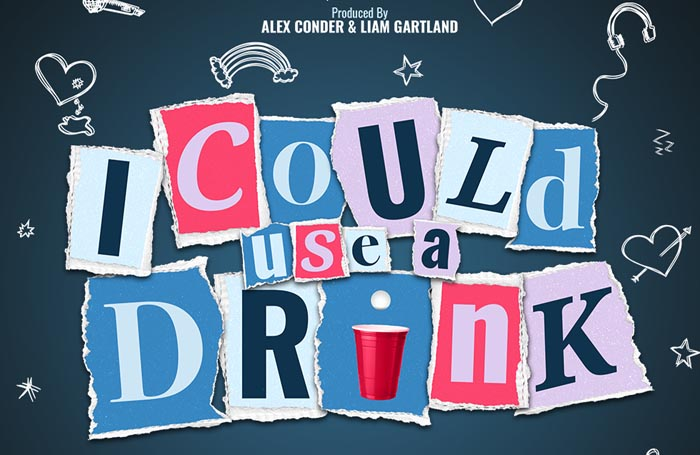 Drew Gasparini's I Could Use A Drink to have UK premiere in August