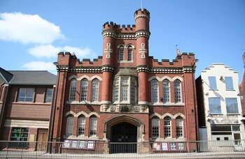 Lincoln Drill Hall saved from closure after college takeover