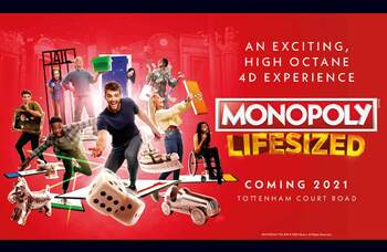Selladoor announces central London venue for immersive Monopoly show