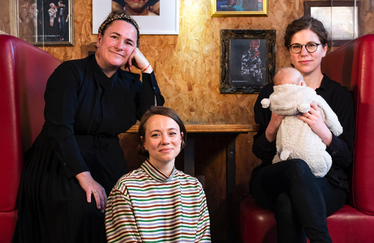 Emilia writer and Fleabag producer team up for play about motherhood