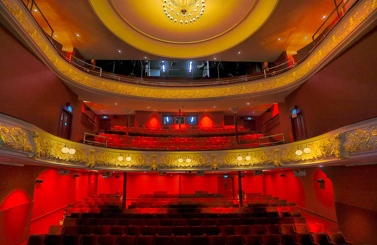 Two-metre distancing poses an existential threat for Scottish theatres