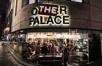 Andrew Lloyd Webber puts the Other Palace up for sale