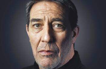 Stage directions: Ciaran Hinds – 'I have always been attracted to jobs because of the story and the people'