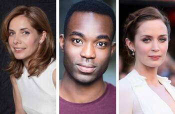 Quotes of the Week, May 26: Darcey Bussell, Paapa Essiedu, Emily Blunt and more