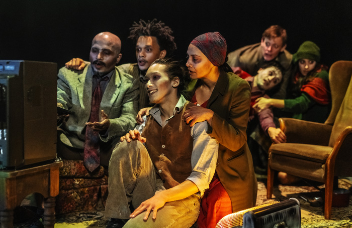 Gecko announces new production commissioned by National Theatre