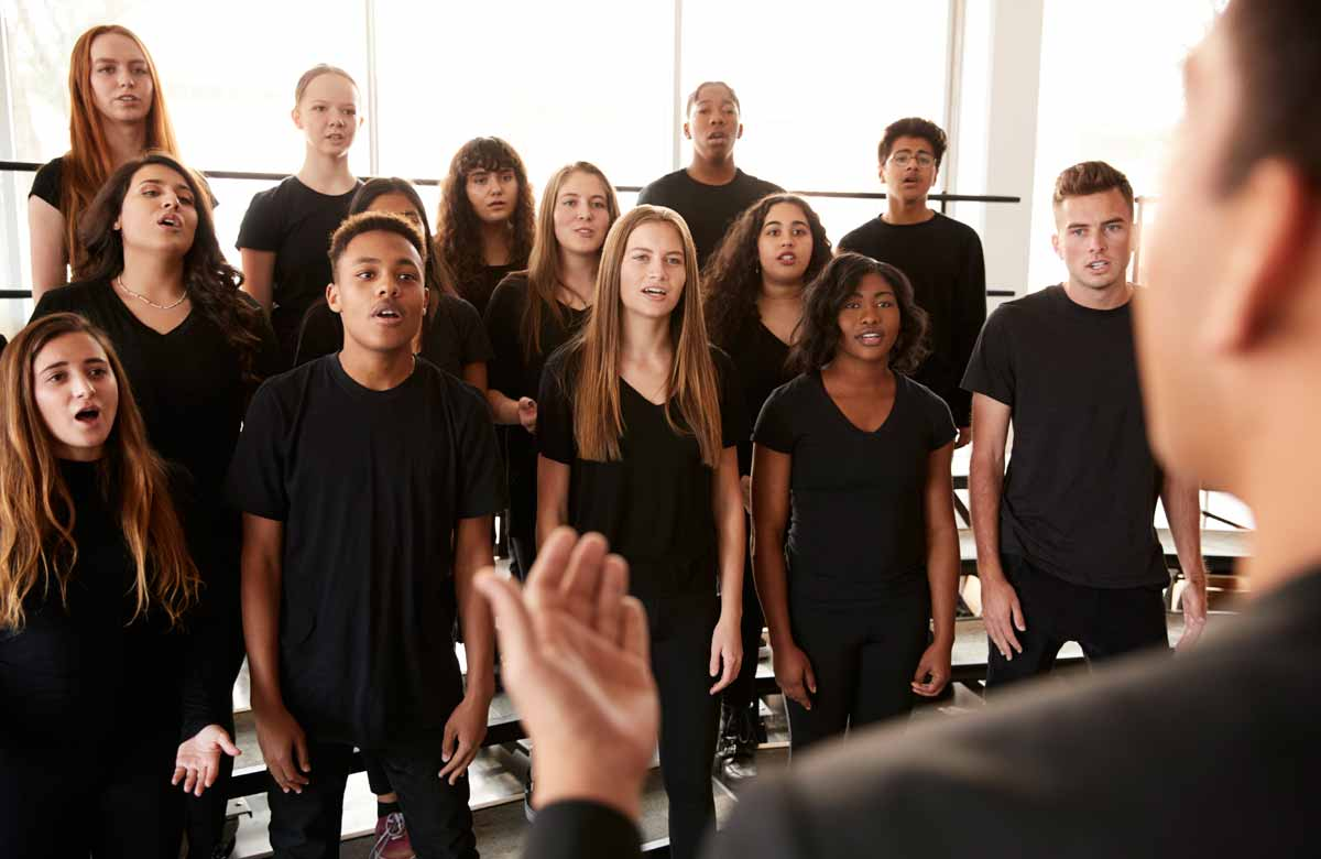 Government restrictions on indoor singing condemned by music organisations