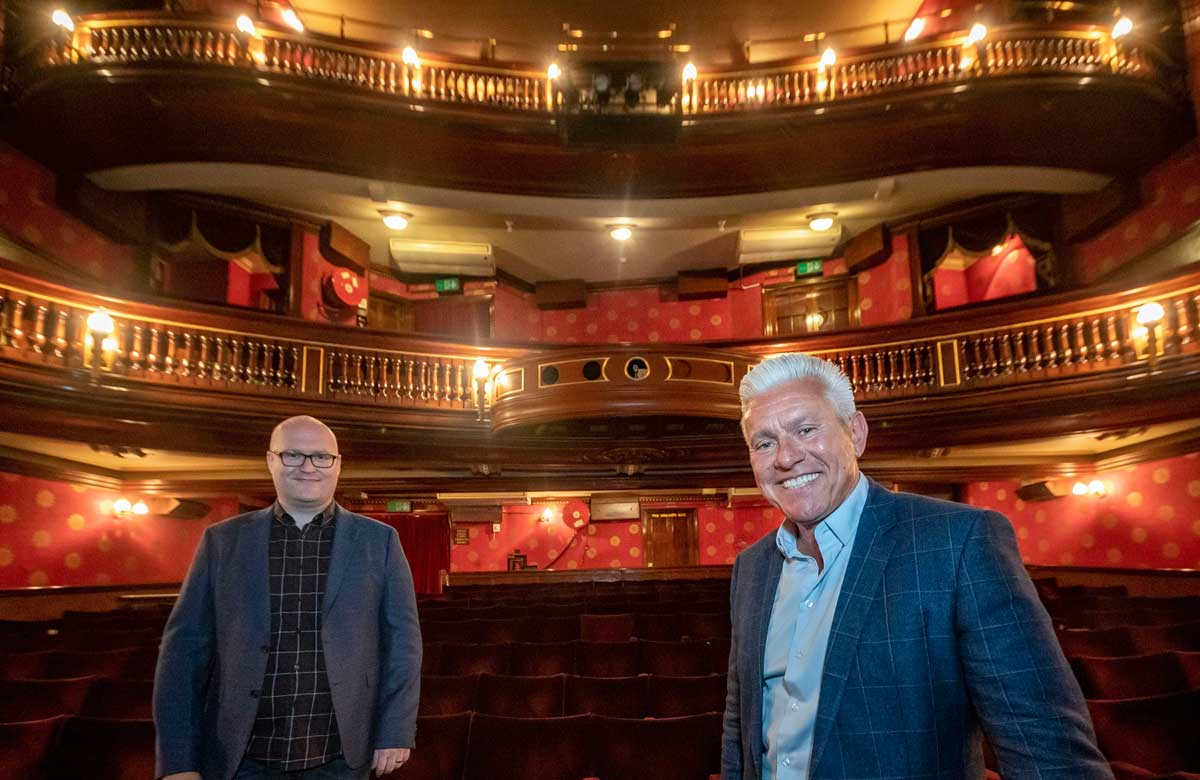 Exclusive: Qdos Pantomimes sold to global production company Crossroads Live