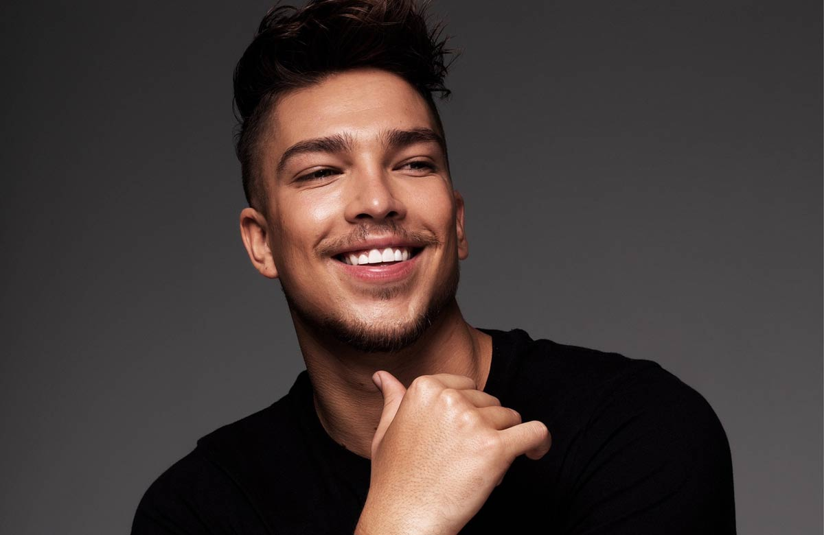 Performer Matt Terry: 'I am focused on my own journey. I never compare myself to anyone else'