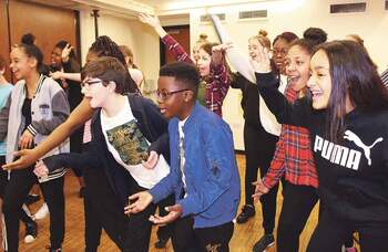 How can youth theatre support young people as life opens back up?
