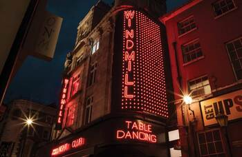 Spinning around: Will Soho icon Windmill Theatre recapture the magic of its glory days?