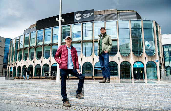 Sky Studios and Birmingham Rep launch comedy writing scheme