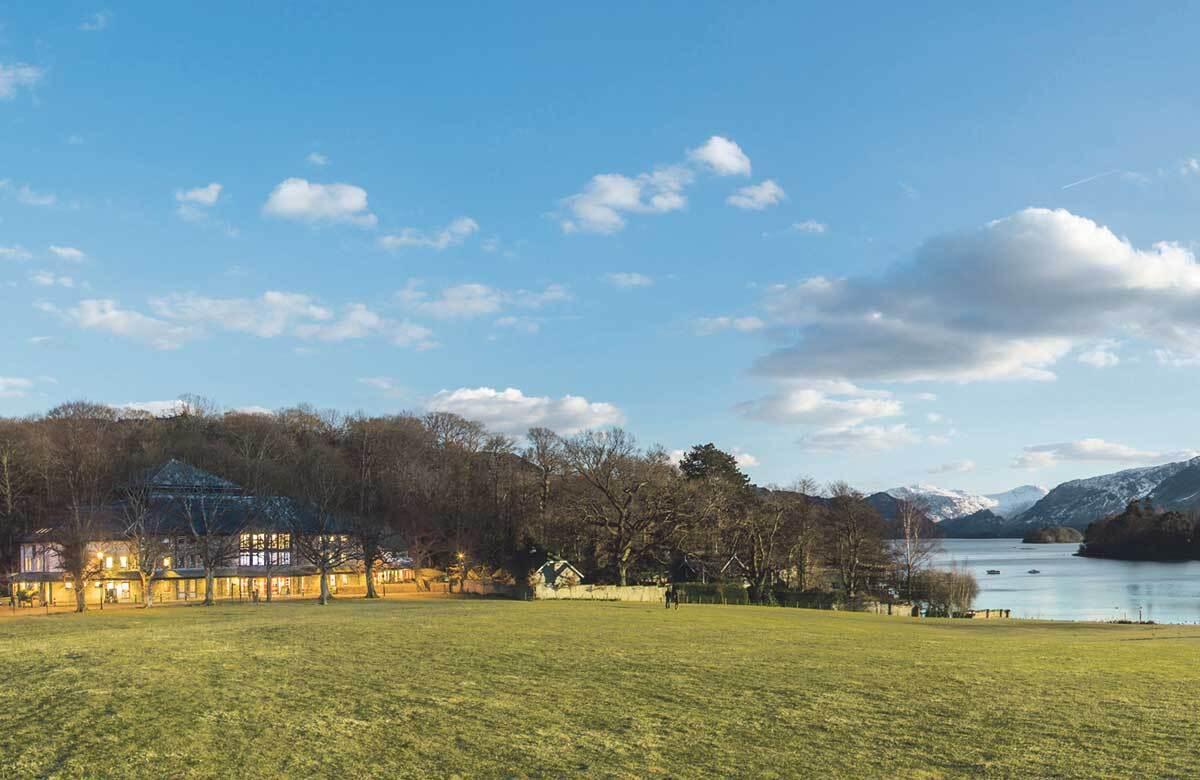 Theatre by the Lake. Photo: Stuart Holmes