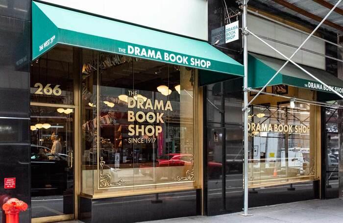 New York's Drama Book Shop is reborn