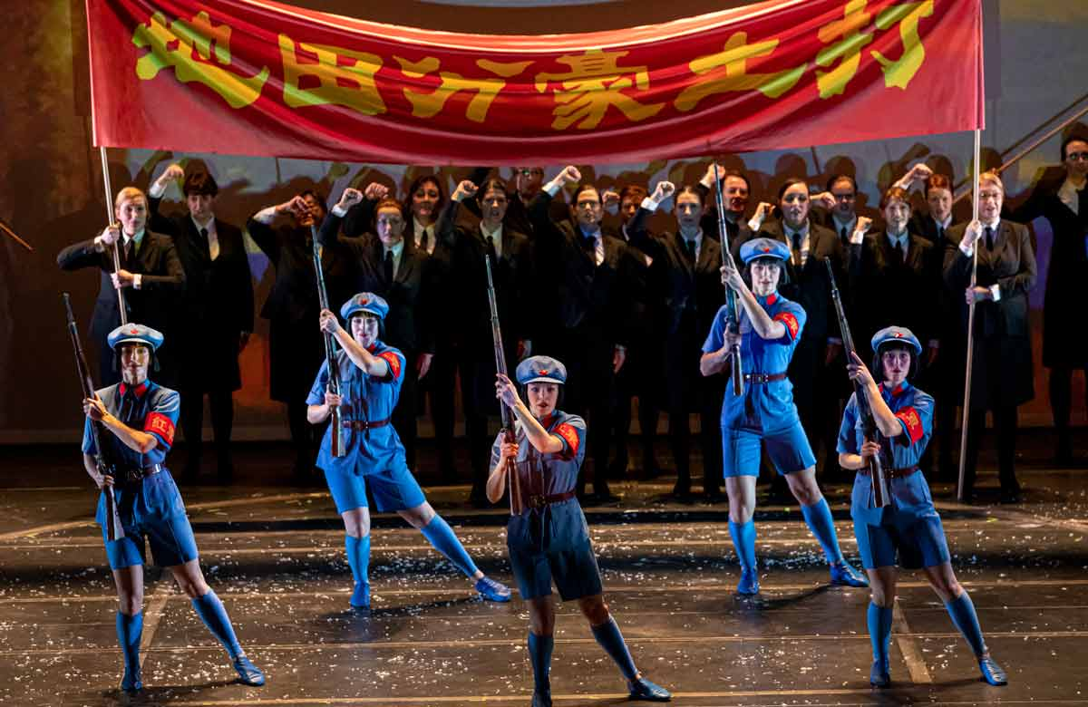 Scottish Opera withdraws from Sky Arts Awards after yellowface criticism