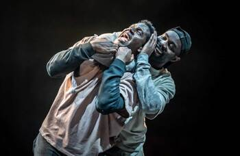 Kiln's Pass Over and Donmar's Blindness up for South Bank Sky Arts Awards
