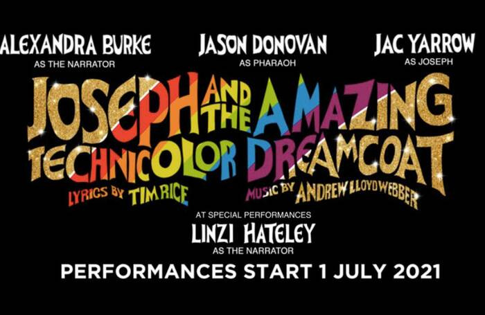 Joseph musical criticised for lack of diversity in principal roles