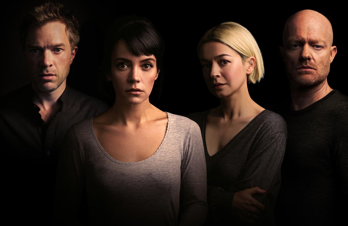 Lily Allen to make West End debut in supernatural thriller