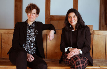 Lucy Cuthbertson and Farah Karim-Cooper named co-directors of education at Shakespeare's Globe