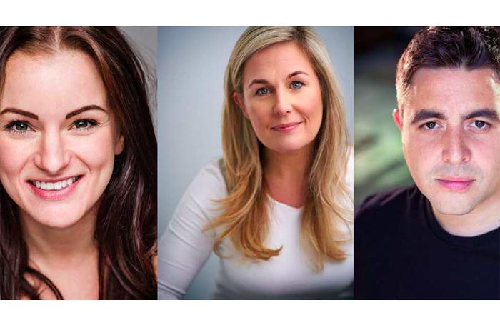 Nikki Bentley, Gina Murray and Noel Sullivan to star in Waterloo East's reopening show