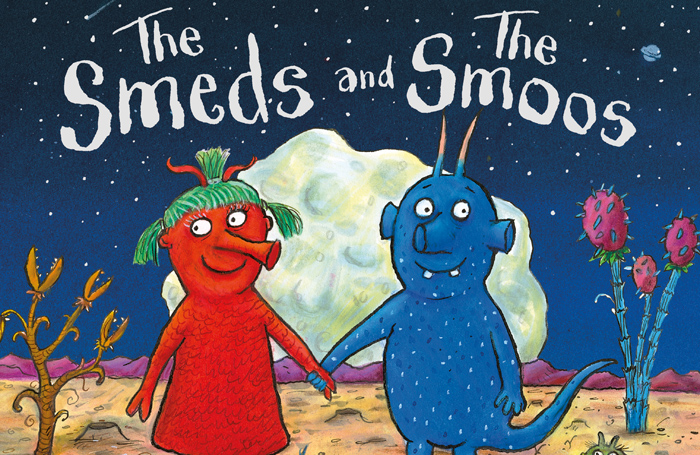 Stage adaptation of The Smeds and the Smoos to tour the UK