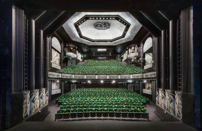 Trafalgar Theatre: First-look images reveal venue's return to 'former glory'