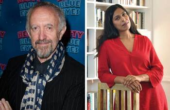 Jonathan Pryce and Lolita Chakrabarti recognised in Queen's birthday honours